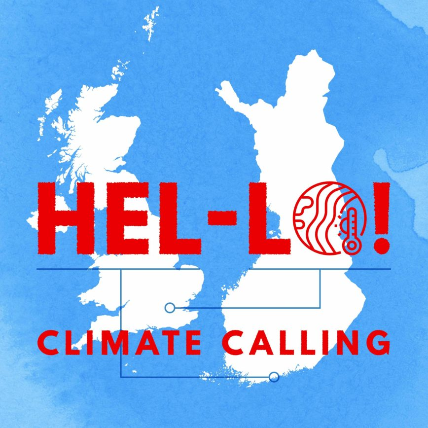 HEL-LO Climate calling!